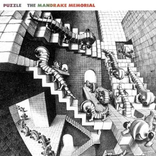 Mandrake Memorial - Puzzle