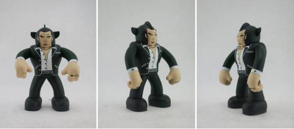 Nick Cave - Frank Kozik